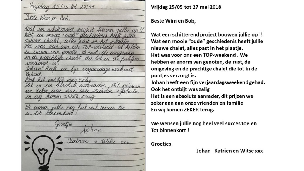 recensie Johan , Katrien en Witse