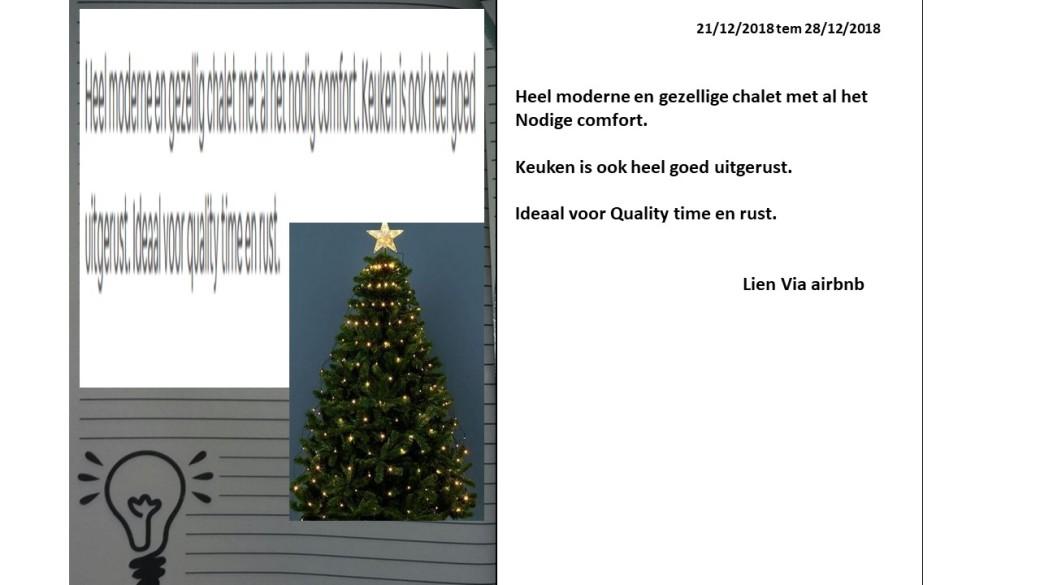 recensie lien kerst
